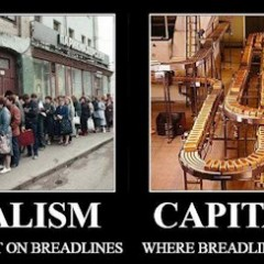 Economics explained.  Guess who doesn't get it!