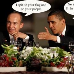 Obama Apologizes to Mexico for slip of tongue…