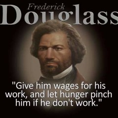 What Shall Be Done with the Slaves If Emancipated?  Frederick Douglass Douglass' Monthly January 1862
